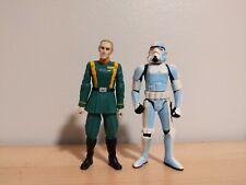 Star Wars 30th Anniversary Governor Tarkin & Stormtrooper Action Figures