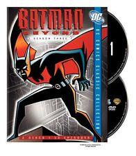 BATMAN BEYOND : COMPLETE SEASON 3 (DC Comics) - DVD - UK Compatible -sealed