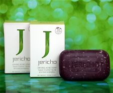 2 x Jericho PIMPLE DRYING ACNE SOAP! Helps Dry up Heal & Hydrate skin! Non Oily!