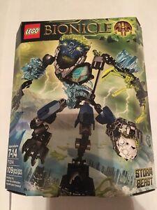 *RARE* Retired* NIB NRFB Bionicle 71314 Storm Beast