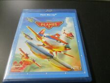"COFFRET BLU-RAY + DVD ""PLANES 2"" edition Francaise Disney N°111"