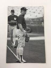 Sammy Ellis (1983) New York Yankees Vintage Baseball Postcard NYY