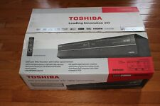 Toshiba DVR620 DVD Recorder/VCR Combo With 1080p Up-conversion - NEW OPEN BOX !!