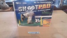 COFFRET SHOOT PAD POUR PLAYSTATION 2 PS2 / TIR FOOTBALL / COMPLET