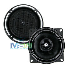 """NEW MEMPHIS AUDIO 15-PRX42 4"""" 2-WAY POWER REFERENCE CAR COAXIAL SPEAKERS 15PRX42"""
