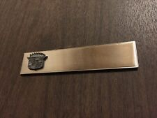 CADILLAC RARE VINTAGE DASH PART.  DASH PLAQUE.   LOOK
