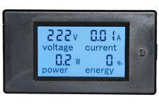 AC Multimeter 260V 20A Power Current AMP Voltage Energy Built-in Current Sensor