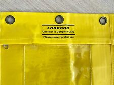 Waterproof Document Bag Document holders Logbook Pouch Truck *Buy 10 Get 1 Free*