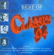 Best of Classics 94 (EMI) Orff, Nyman, Fenton, Williams.... [CD]