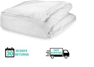 Claritin Comforter Protector Allergen Barrier Duvet Cover TWIN