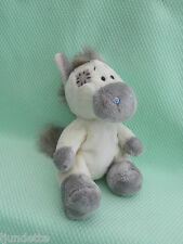 "My Blue Nose Friends N° 022 Peluche CHEVAL *-* BOBBIN HORSE 4"" 10 cm"