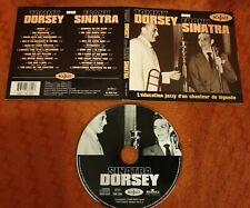 Tommy Dorsey & Frank Sinatra (Indispensable RCA Jazz 2000 bmg France cd
