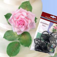 Patchwork Cutters Grandiflora Rose Cutter Set - Cake Decoration Sugarcraft Set