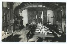 Black/White Postcard-Elizabethen Banqueting Room Gore Hotel, Queens Gate, London