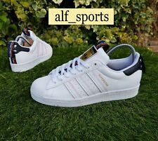 BNWB & Genuine Adidas Originals ® Superstar Branded Heel Pull Trainers UK Size 7