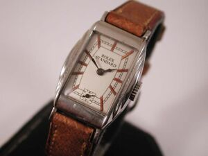 1940's Mens Rolex Standard. Serviced and Running. Made for The Canadian Market.