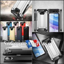 Etui coque housse Antichoc Shockproof Hybride Armor Case Cover Xiaomi Poco X3