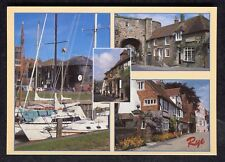 c2000 Multiviews of Rye: Landgate; Watchbell Street: Mermaid Street