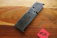 Colt 1911 1911A1 Magazine WWII Issue MS Little Good Shape Capacity 7