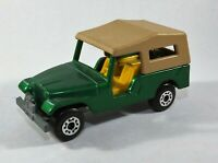 VINTAGE MATCHBOX SUPERFAST NO.53 CJ-6 JEEP Diecast Car B13