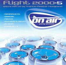 2CD * ON AIR - FLIGHT 2000-5 - FREEZE,DARUDE,FIOCCO,BAHAMEN,DJ BERT,TIMO MARS