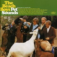 The Beach Boys - Pet Sounds [New CD] Germany - Import