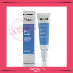 Murad Acne Outsmart Acne Clarifying Treatment 1.7oz NEW FAST SHIP