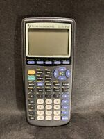 Texas Instruments TI-83 Plus Graphing Calculator for School College - Working
