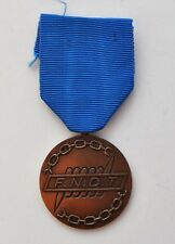 Médaille de la F.N.D.T. Fédération Nationale des Déportés du Travail