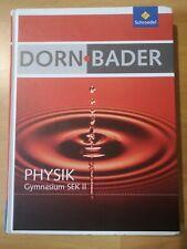Dorn Bader - Physik Gymnasium Sek II - Schröder Verlag