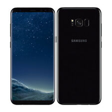 "SAMSUNG S8 64GB 5,8"" TELEFONO MOVIL LIBRE SMARTPHONE COLOR NEGRO BLACK 4G G950"