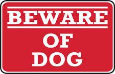 Beware Of Dog - SIGN- #PS-403
