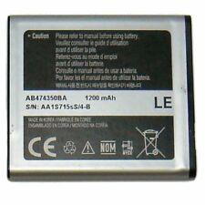 OEM Samsung AB474350BA Battery For GT-B5722 Duos GT-B7722 GT-i5500 Galaxy 550
