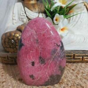 Rhodonite Inner Growth Crystal-Gemstone 1224 gms  (GEM242)