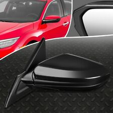FOR 16-20 HONDA CIVIC OE STYLE POWERED+HEATED DRIVER LEFT SIDE REAR VIEW MIRROR