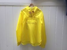 Woolrich Woolen Mills Yellow Anorak - Medium Made In USA