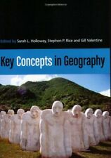 Key Concepts in Geography: v. 1,Sarah L Holloway, Stephen P Rice, Gill Valentin
