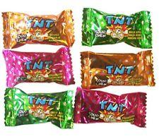 Bulk Lot 100 x TNT Sour Chews Lollies Candy Sweets Sours Kids Party Favors