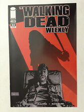 WALKING DEAD WEEKLY#33 NM HIGH GRADE 9.4+ CGC NEW IMAGE COMICS TV SERIES 9.8 9.6