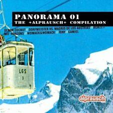 Panorama 1-Alprausch (2007) Hugh Masekela, Juju Orch., Mo' Horizons, Ga.. [2 CD]