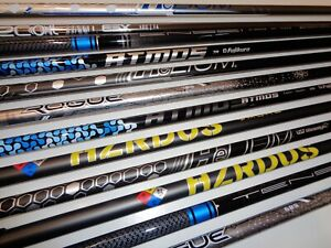 Cobra Demo Shafts  - Lots to choose from, select from the drop down menu.