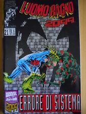 L' Uomo Ragno 2099 n°21 1995 ed. Marvel Italia [G.140]