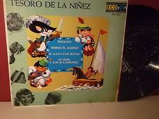 DALIA IÑIGUEZ | Tesoro de la niñez | El gato con botas | LP EX ECO857 serie 1