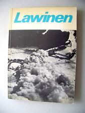 Lawinen 1972 Dokumentation für Lehrer Skilager- und Tourenleiter