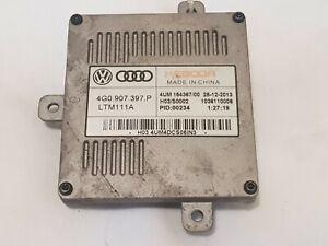 AUDI VW SKODA LED DRL POWER MODULE 4G0 907 397 P