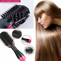 Hair Dryer, Hair Straightener 🔥 Brush Dryer & Volumizer, Blow-Dryer USA