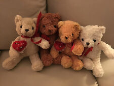 """NEW """"LOVE YOU"""" TEDDY BEAR 14"""" VALENTINES DAY GIFT"""