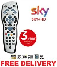 REPLACEMENT REMOTE CONTROL NEW SKY + PLUS HD REV 9 100% Brand New FREE Delivery
