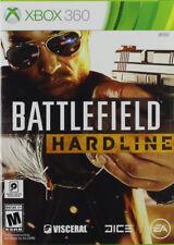 Battlefield Hardline Xbox 360 New Xbox 360, Xbox 360