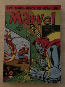 Marvel 3 1970 Editions Lug